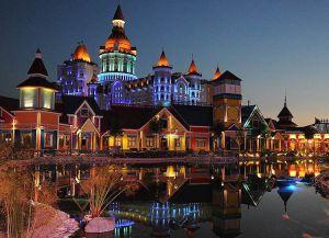 Disneyland u Sočiju 1