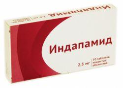 diuretične tablete pod pritiskom