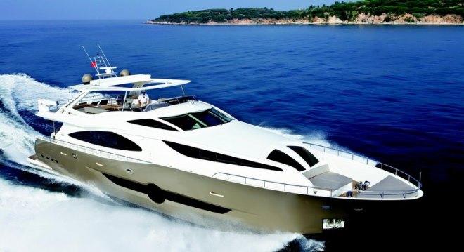 Яхта «Karya»