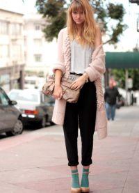 nosić skarpetki z sandałami 5