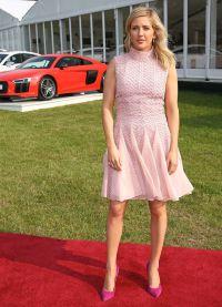 Элли Голдинг выступила на мероприятии Audi Polo Challenge