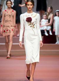 šaty Dolce & Gabbana 2015 6