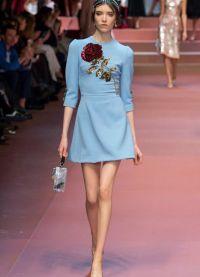 šaty Dolce & Gabbana 2015 8