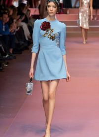 haljina Dolce & Gabbana 2015 8
