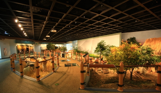 В музее Кочхана
