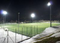 Футбольное поле команды Доманьяно