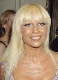 Donatella Versace prije i poslije 1