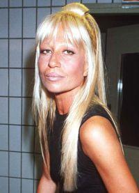 Donatella Versace prije i poslije 6