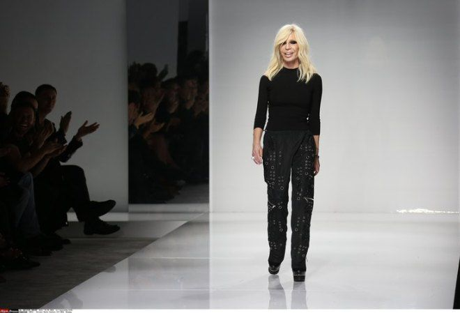 Донателла Версаче призналась, что не умеет шить
