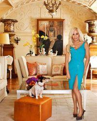Одри — женщина Versace