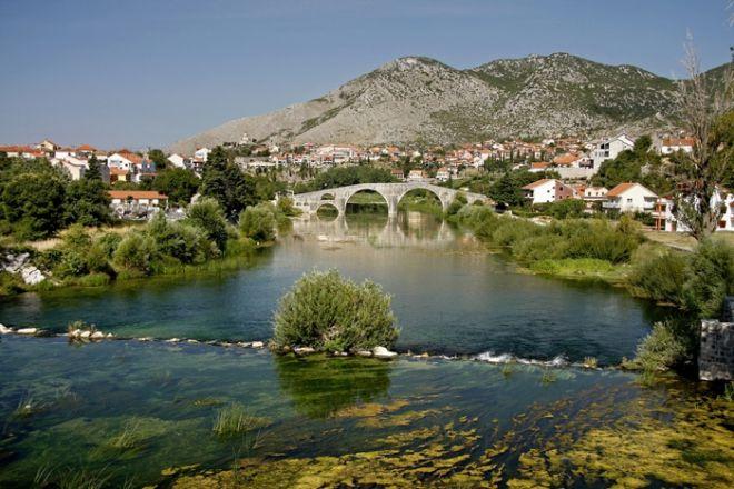 Добой - один из самых красивый городов Боснии