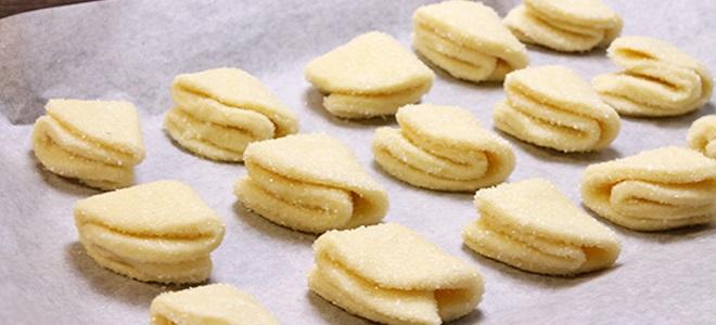 тјестенина за кекси рецепт за колачић
