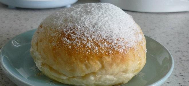 Ciasto na muffiny na mleku drożdżowym
