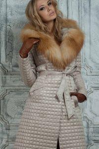 Puchaty płaszcz 3