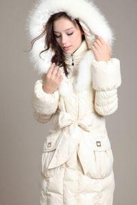 Płaszcz puchowy 8