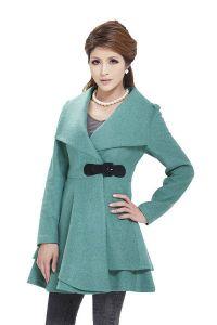 zimowy płaszcz damski 3