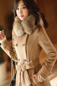 zimowy płaszczyk damski 4