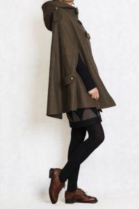 ženské zimní kabát 6