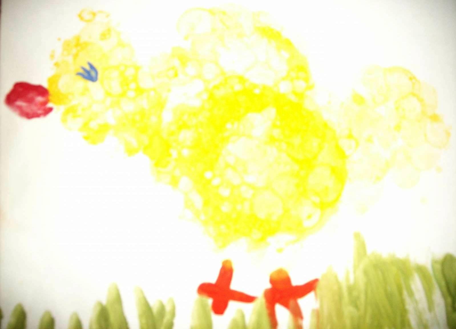 risanje milnih mehurčkov 5