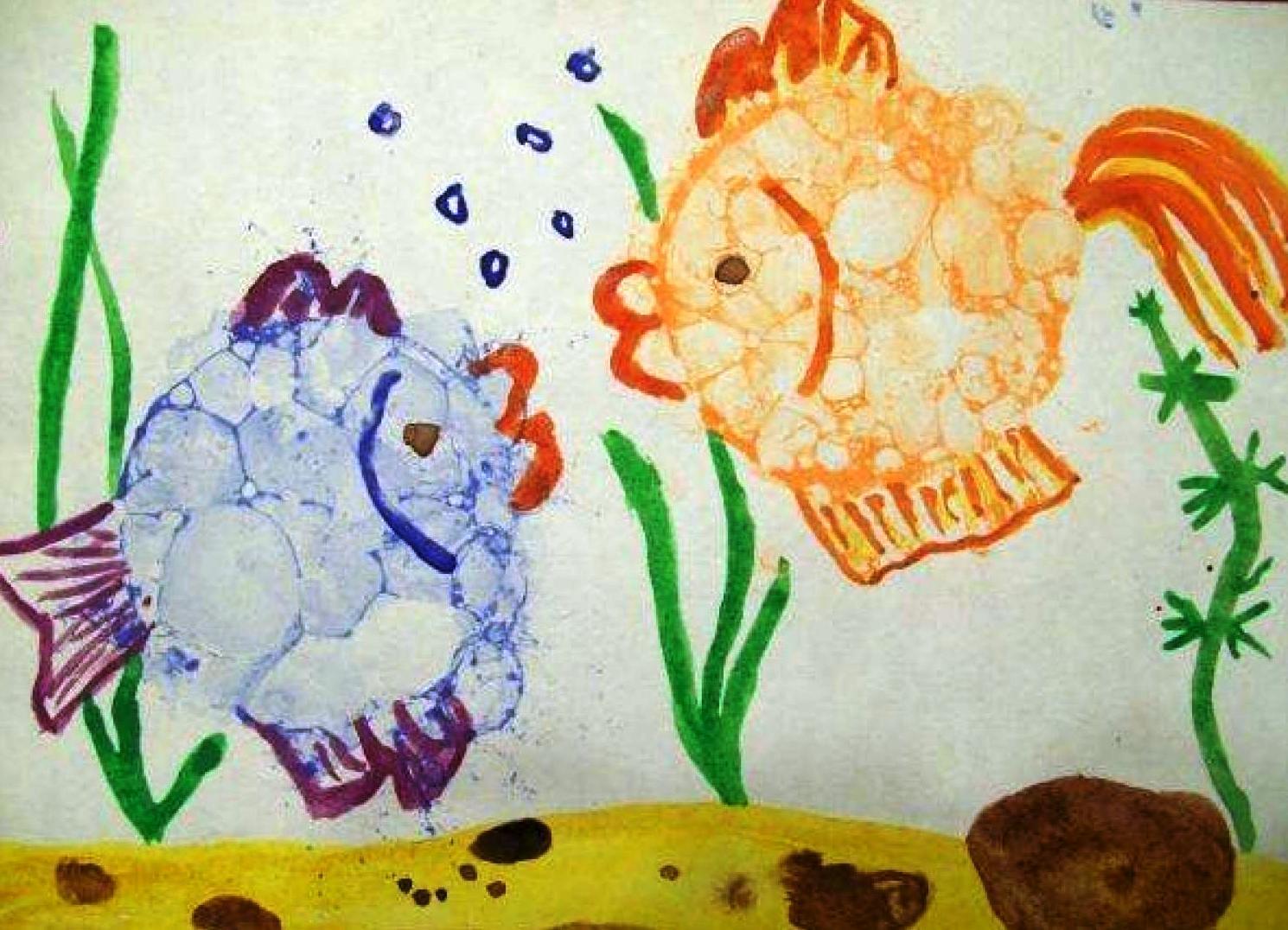 risanje milnih mehurčkov 12