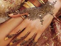Rysunki henny na rękach11