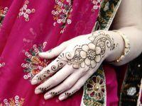 Rysunki henny na rękach1