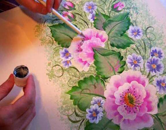 Uradi sami crteže na zidovima13