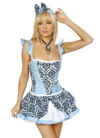 Роклята на Алис в страната на чудесата 8