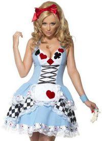 Облечи Алиса в страната на чудесата 9
