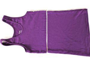 Sundress dla kobiet w ciąży z własnymi rękami3