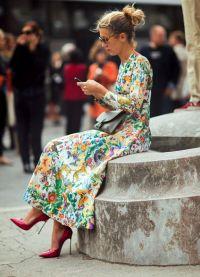 sukienka z kwiatami 2013 6