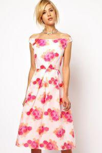 Sukienka w kwiaty 5