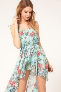 Sukienka kwiatowa 8