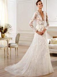 Sukienka z długim rękawem14