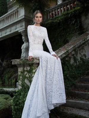 Sukienka z długimi rękawami16