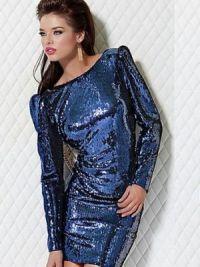 Šaty s dlouhým rukávem7