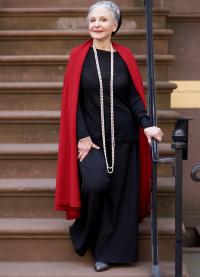 Sukienki dla starszych kobiet 1