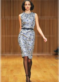 sukienki na biuro 2014 2