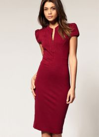 sukienki na biuro 2014 7