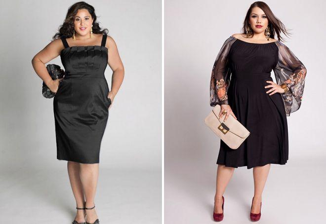 stylowe sukienki dla kompletnych