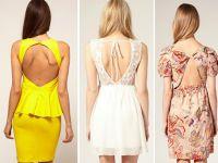 Sukienki z otwartym back2