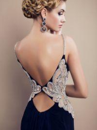 Sukienki z otwartym tyłem7