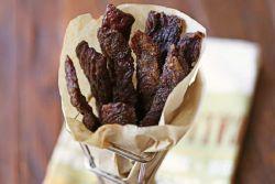 Domácí recept z hovězího masa