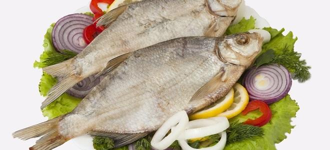 Осушена риба