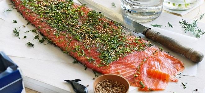 Сушена црвена риба