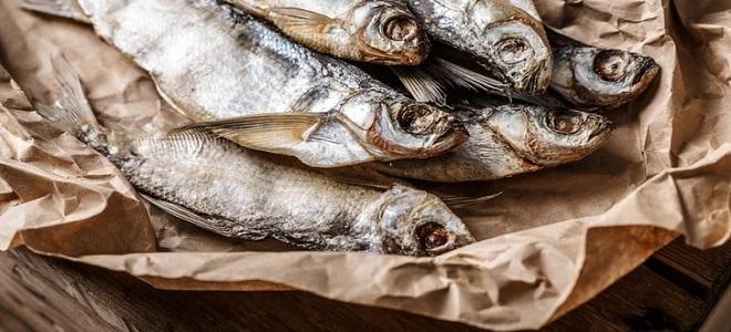 Како чувати сушену рибу