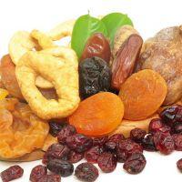 stosowanie suszonych owoców dla ciała