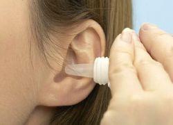 kaplja proti otitisu