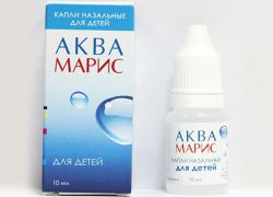 kapljice nosu za dojenčke aquamaris