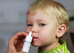 Krople na alergie dla dzieci